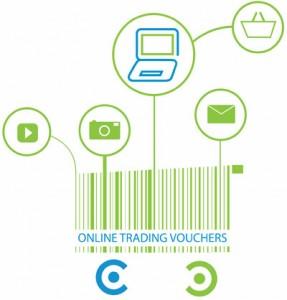 Online Trading Voucher Logo