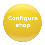 From your hosted shopping cart software, you can open an online store and then configure your shop using your web browser